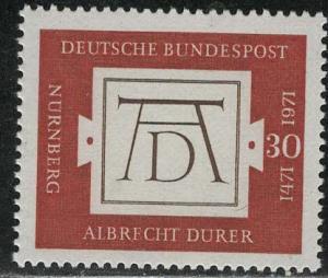Germany Bund Scott # 1070, mint nh