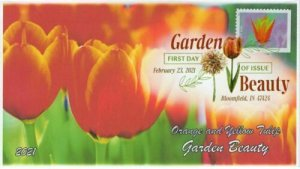 Complete set of Garden Beauty (10 Different) with DCP
