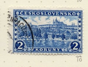 Czechoslovakia 1926-27 Issue Fine Used 2k. NW-148614