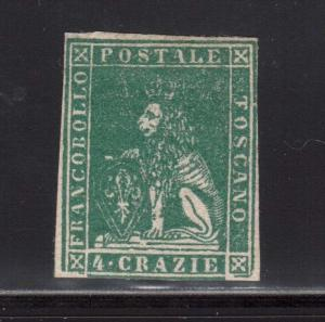 Tuscany #14 Mint Rare Classic **With Certificate**