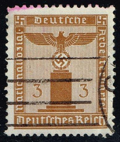 Germany #S2 Franchise Stamp; Used (1.90)