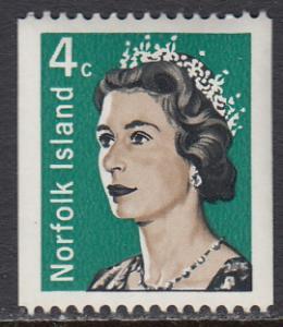 Norfolk Is. 117 MNH - Queen Elizabeth II