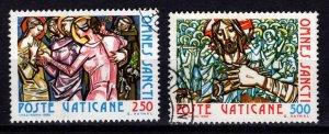 Vatican City 1980 Feast of All Saints, Set [Used]