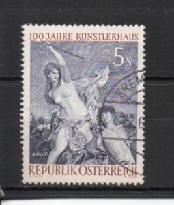 Austria 665 used (B)