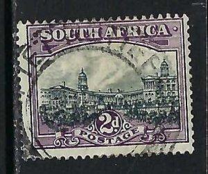 SOUTH AFRICA 54a VFU Z2374-15