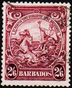 Barbados. 1938 2s6d S.G.256 Fine Used