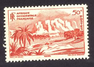 French West Africa 39 MNG