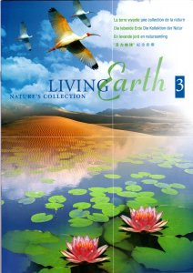 Nature's Collection Living Earth 3 Stamps from Canada, Ireland & UN flora fauna
