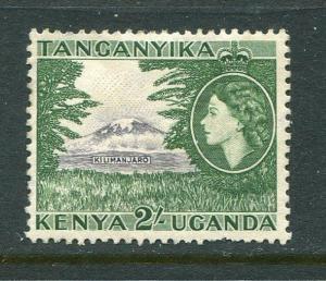 Kenya Uganda Tanganyika #114 Used