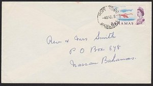 BAHAMAS 1965 local cover HOPE TOWN cds......................................6578
