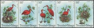 Trinidad & Tobago 1980 Sc 328 Birds Ibis CV $4