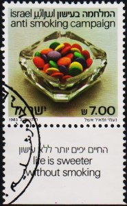 Israel. 1983 7s S.G.893 Fine Used