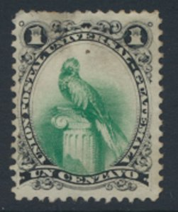 Guatemala    SG 21 SC# 21   Used  1881  see scans
