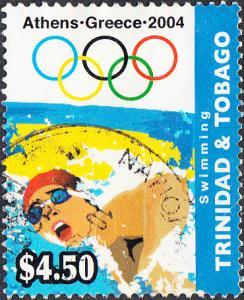 Trinidad & Tobago #713 Used