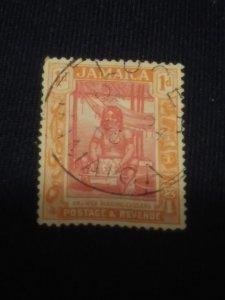 Jamaica 81 used f/xf