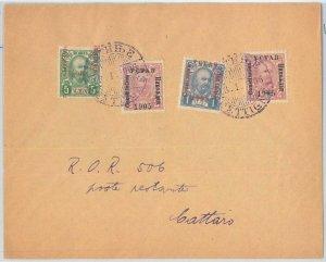 66013 - MONTENEGRO  - POSTAL HISTORY: COVER 1906