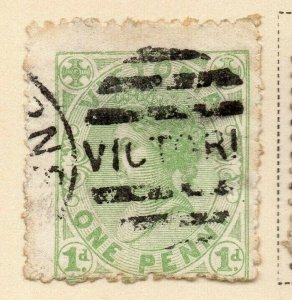 Victoria 1881-83 Early Issue Fine Used 1d. 326800