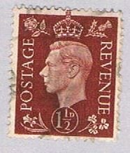 Great Britain King George VI one and a (AP103217)