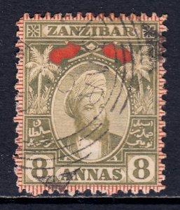 Zanzibar - Scott #47 - Used - SCV $9.00