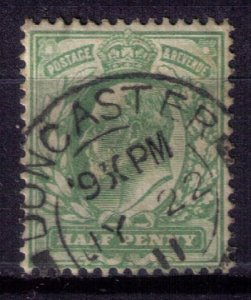 Great Britain scott #127 Doncaster Cancellation(Sg 215) F-VF