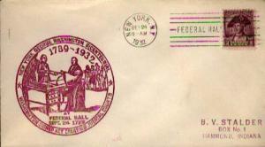 United States, Washington Bicentennial Event, New York