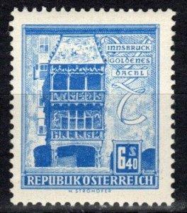 Austria #629A MNH  CV $2.75 (X2497)