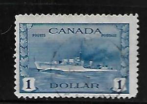 CANADA, 262,USED, DESTROYER