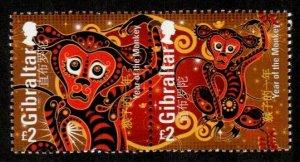 Gibraltar #1540  MNH  Scott $11.50   Pair