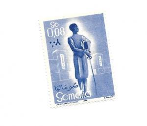 Somalia 1958 - M - Scott #225 *