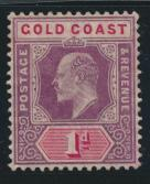 Gold Coast SG 39 Scott #50   Mint Hinged   see details