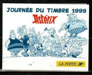 France Scott 2707b Mint NH booklet (Catalog Value $16.00)