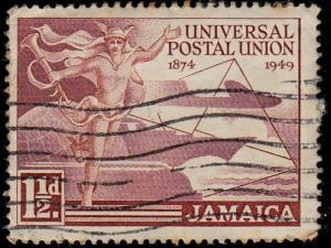 Jamaica Scott 142 Used