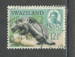 Swaziland 168  Used cgs