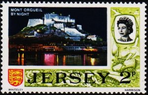 Jersey. 1970 2p S.G.45 Unmounted Mint