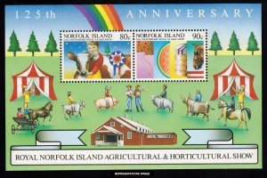 Norfolk Islands Scott 372a Mint never hinged.