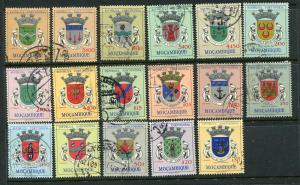 Mozambique #407-23 Used