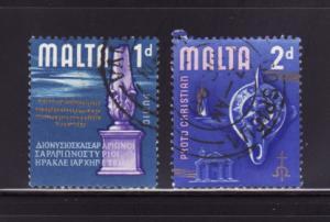 Malta 313, 315 U Various