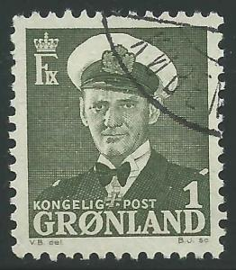 Greenland 28 Used VF