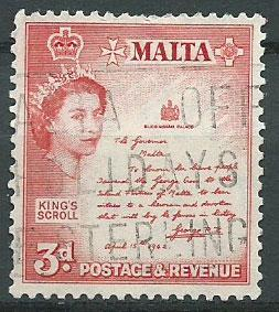 Malta SG 272  Used