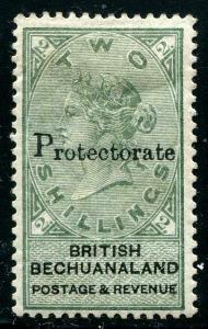 HERRICKSTAMP BECHUANALAND Sc.# 55 1888 Well Centered VF LH