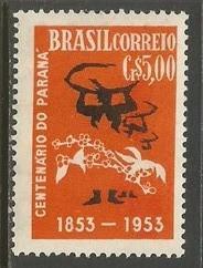 BRAZIL 769 MNH O319