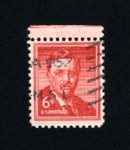 USA #1039   used 1954-1968 PD .08