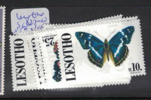 Lesotho Butterfly SC 827-40 MNH (8dpn)