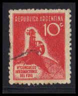 Argentina Used Very Fine ZA6323