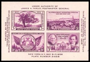 USA 778 Mint (NH)