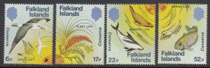Falkland Islands 412-5 Wildlife Conservation mnh