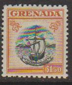 Grenada  George VI SG 183  mounted mint