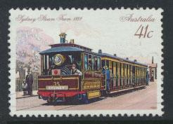 SG 1221  SC# 1155 Used  - Historic Trams