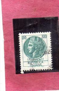 ITALIA REPUBBLICA ITALY REPUBLIC 1968 1976 SIRACUSANA TURRITA 1972 STELLE STA...