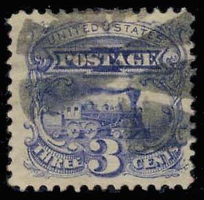 U.S. 1869 ISSUE 114  Used (ID # 81482)
